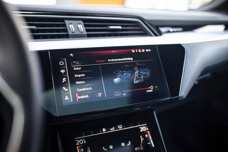 Audi e-tron Sportback 55 Quattro S Edition *Prijs Ex. BTW / Pano / B&O / Matrix-LED / Tour pakket / ACC* afbeelding 16