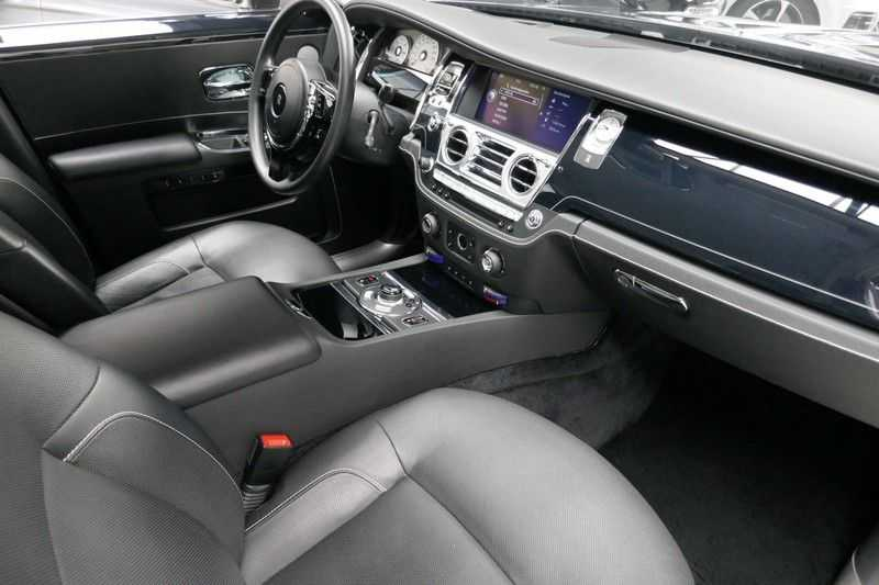 Rolls-Royce Ghost 6.6 V12 Massage-Geventileerde stoelen - DVD entertainment afbeelding 22