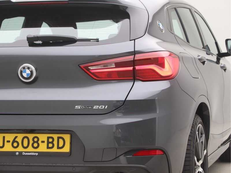 BMW X2 sDrive20i Executive Edition M-Sport Automaat afbeelding 20