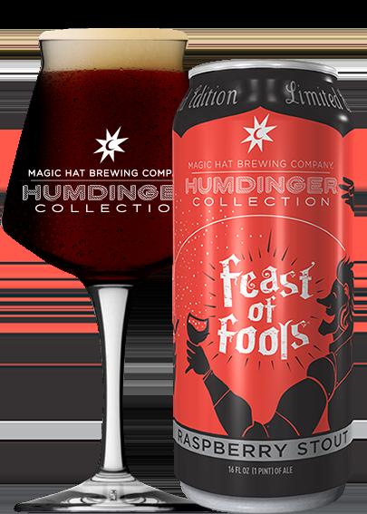 Feast of Fools Bottle & Pint