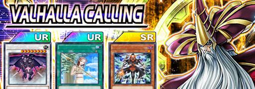 New Main Box: Valhalla Calling   YuGiOh! Duel Links Meta
