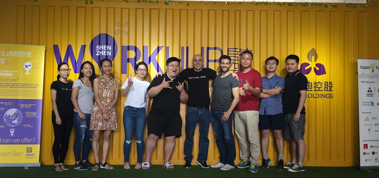 Blockstack in Asia Meetup Marathon Recap