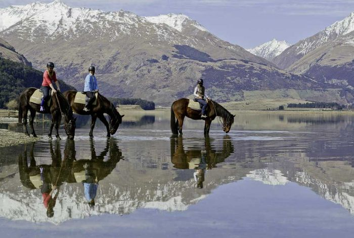Glenorchy Horse Riding