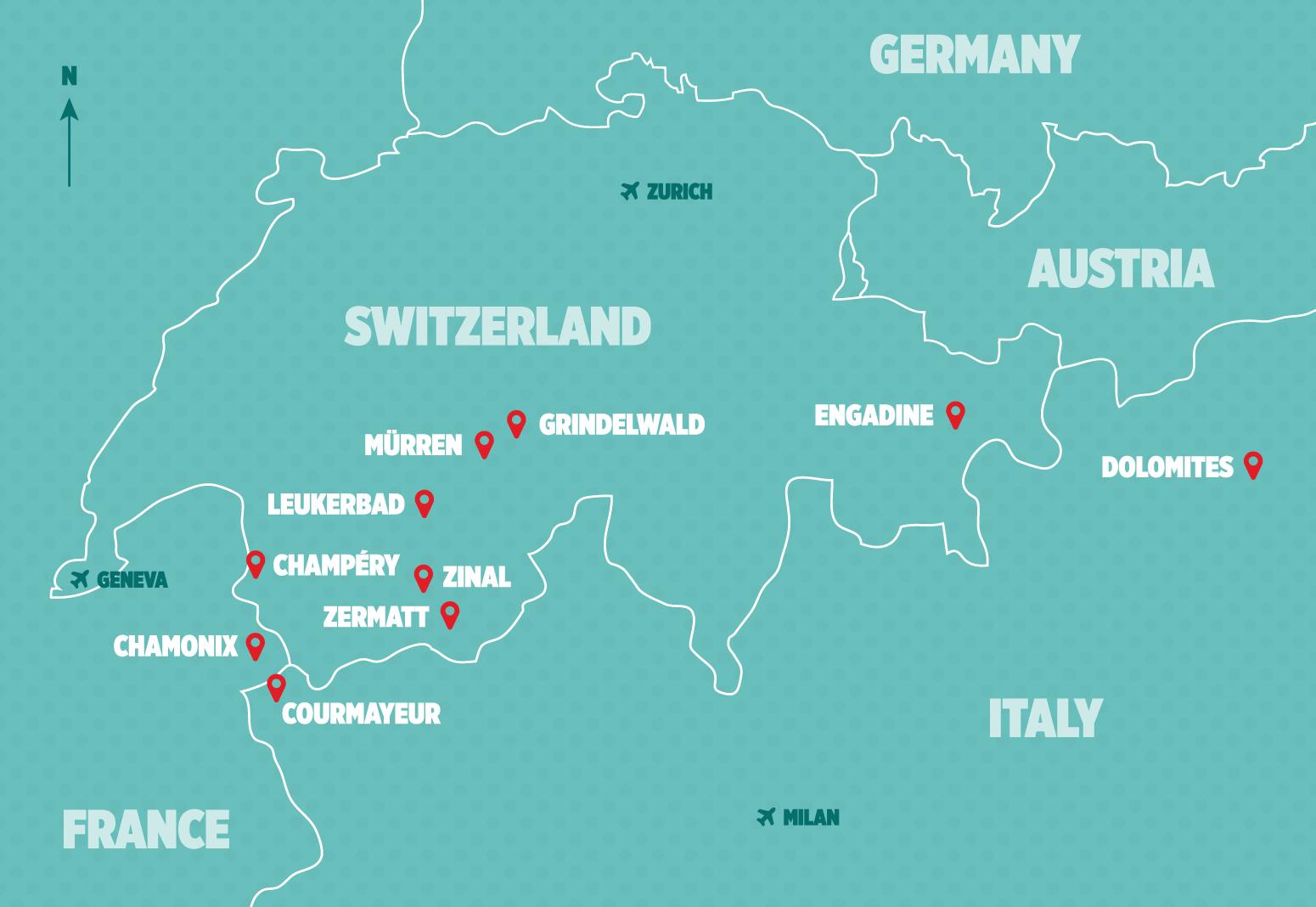 Rta map