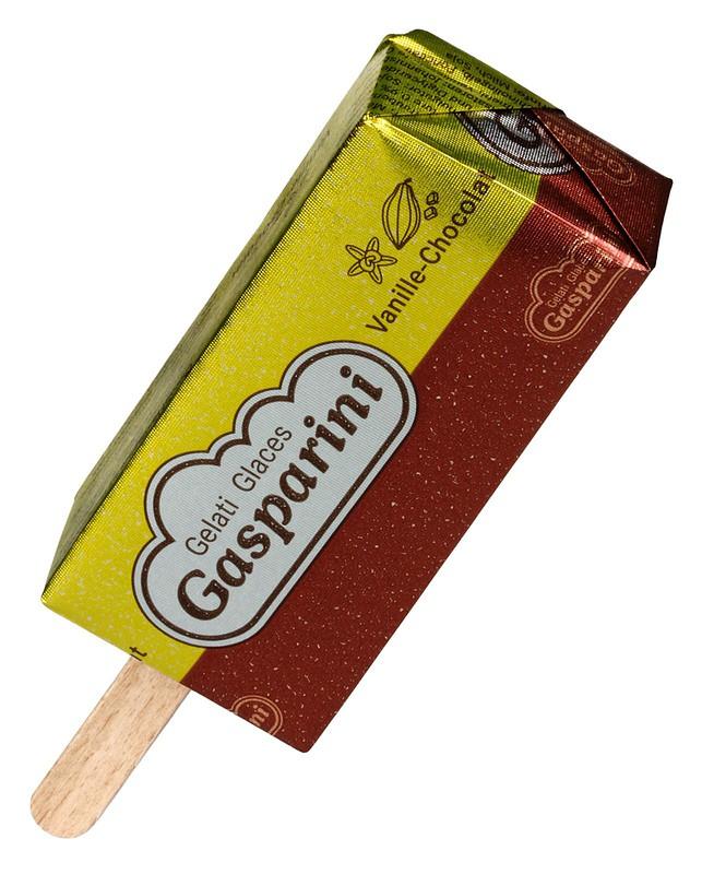 Gasparini Lutscher Vanille-Chocolat