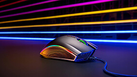 Razer Mamba Elite Gaming Mouse With Extra RGB comes on reduced $30 by entering on sale price