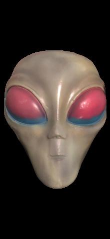 Alien Head photo