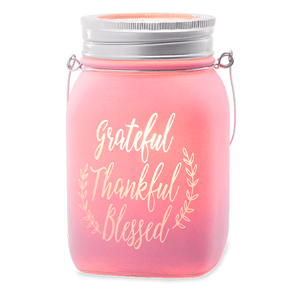 Grateful, Thankful, Blessed Warmer