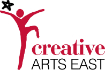 Creative Arts East logo