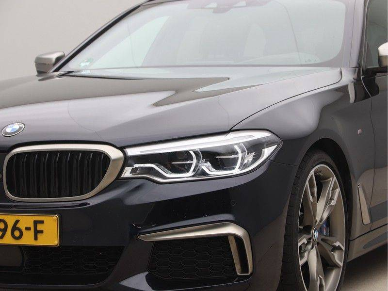 BMW 5 Serie M550xd Touring High Exe, full option ! afbeelding 24