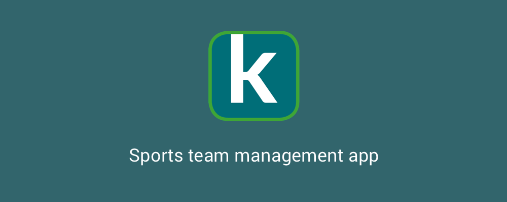 KAPA sports team management app