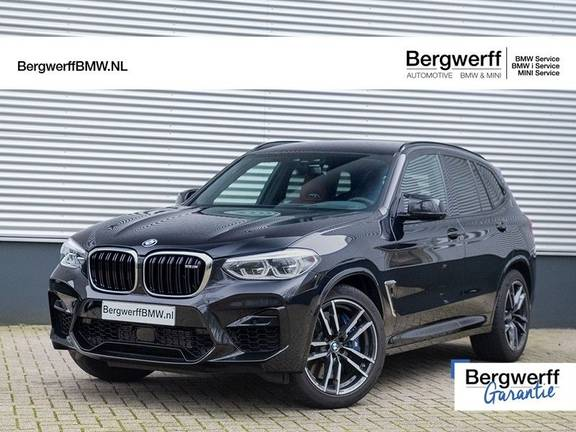 BMW X3 M - Stoelventilatie - ACC - Harman Kardon - DAB