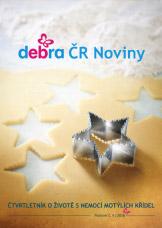 DEBRA ČR Noviny - prosinec 2016