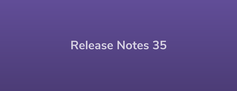 Esper Release Notes – DevRel 35