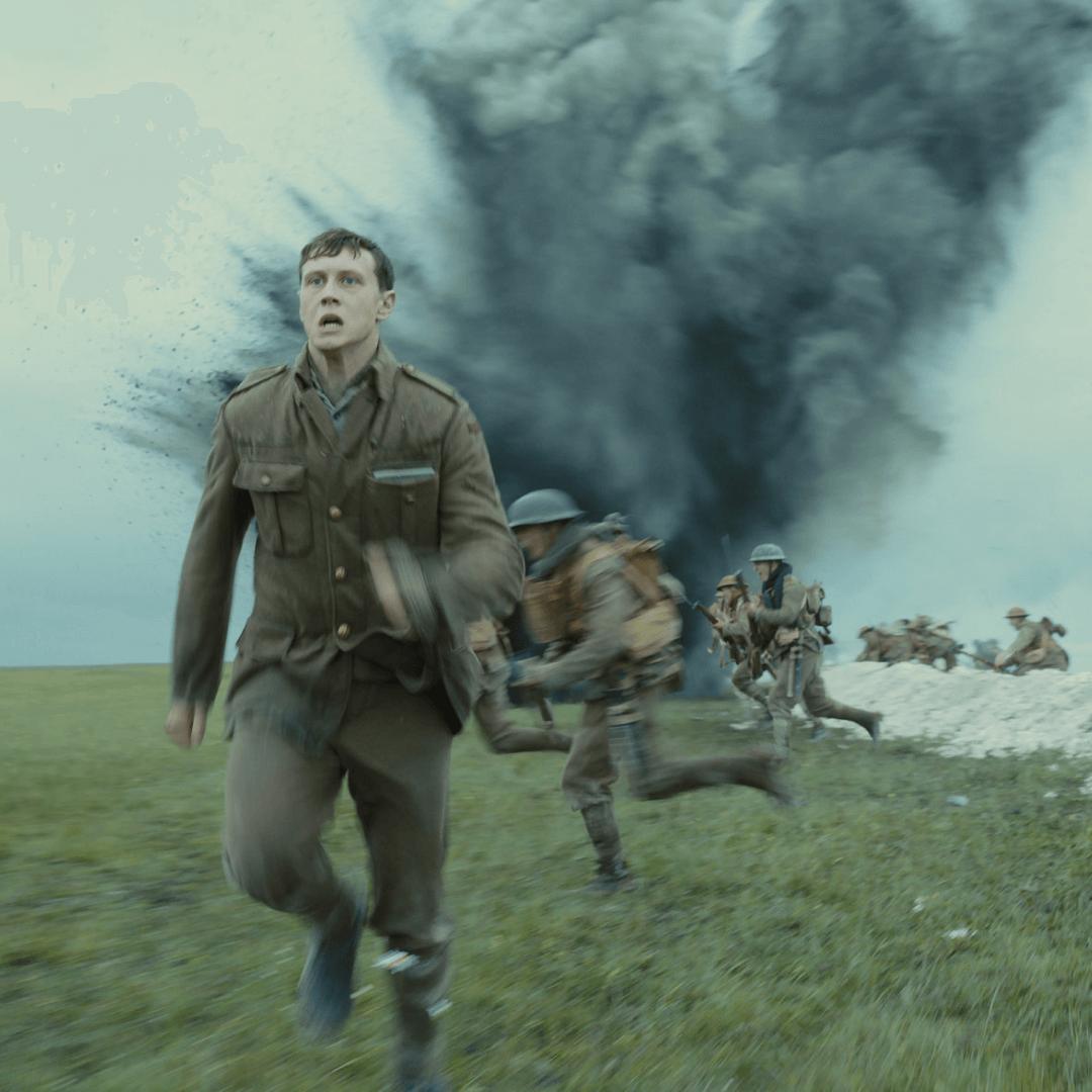 Кадр изфильма Сэма Мендеса «1917»
