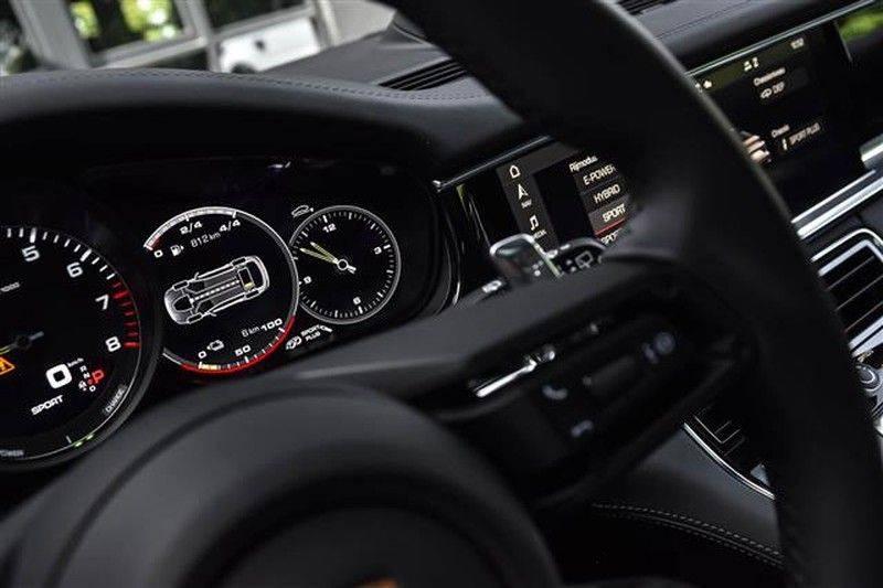 Porsche Panamera 4S E-HYBRID ST SPORTDESIGN+HEADUP+ACC NP. 180K afbeelding 19