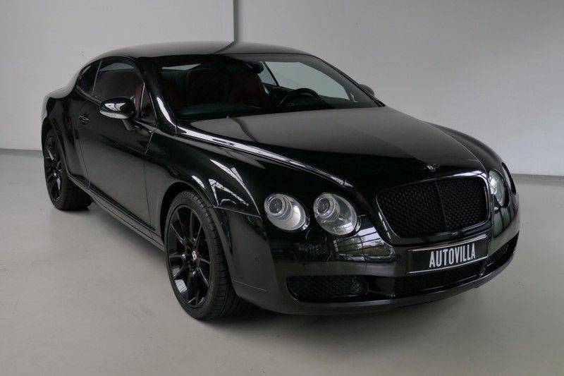 Bentley Continental GT 6.0 W12 Mulliner - NL Auto - Youngtimer afbeelding 3