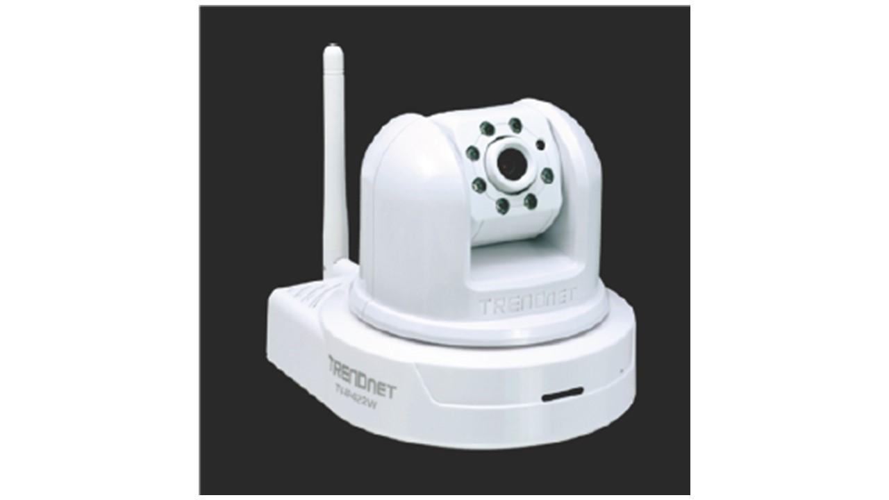 Dropcamp white camera