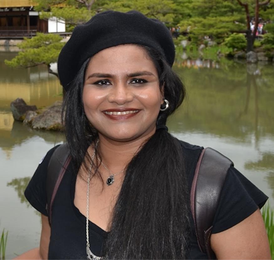 Kavitha Krishnan