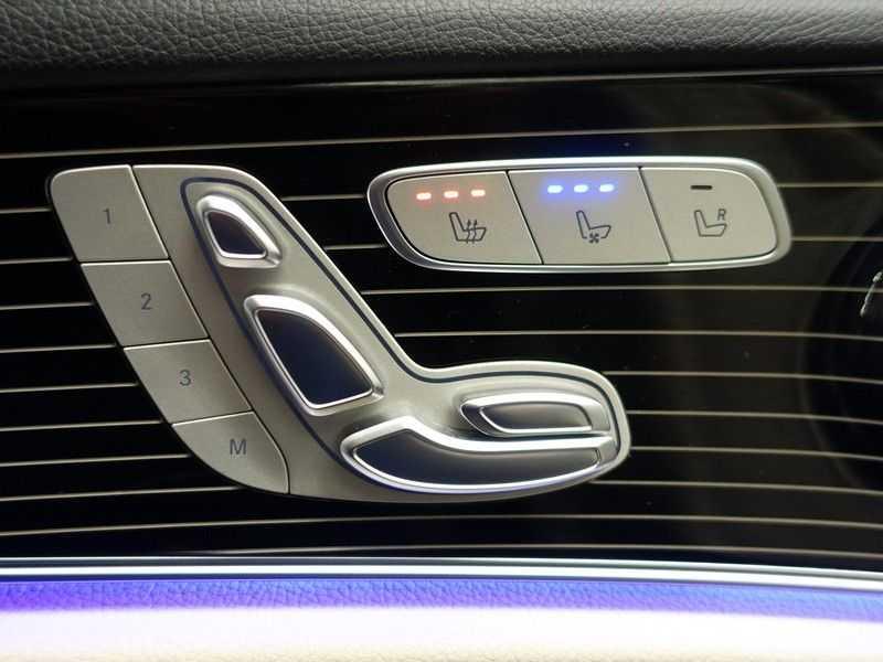 Mercedes-Benz E-Klasse 43 AMG 4Matic Prestige 402pk Aut- Pano, Burmester, Head-up, 360 Camera afbeelding 14