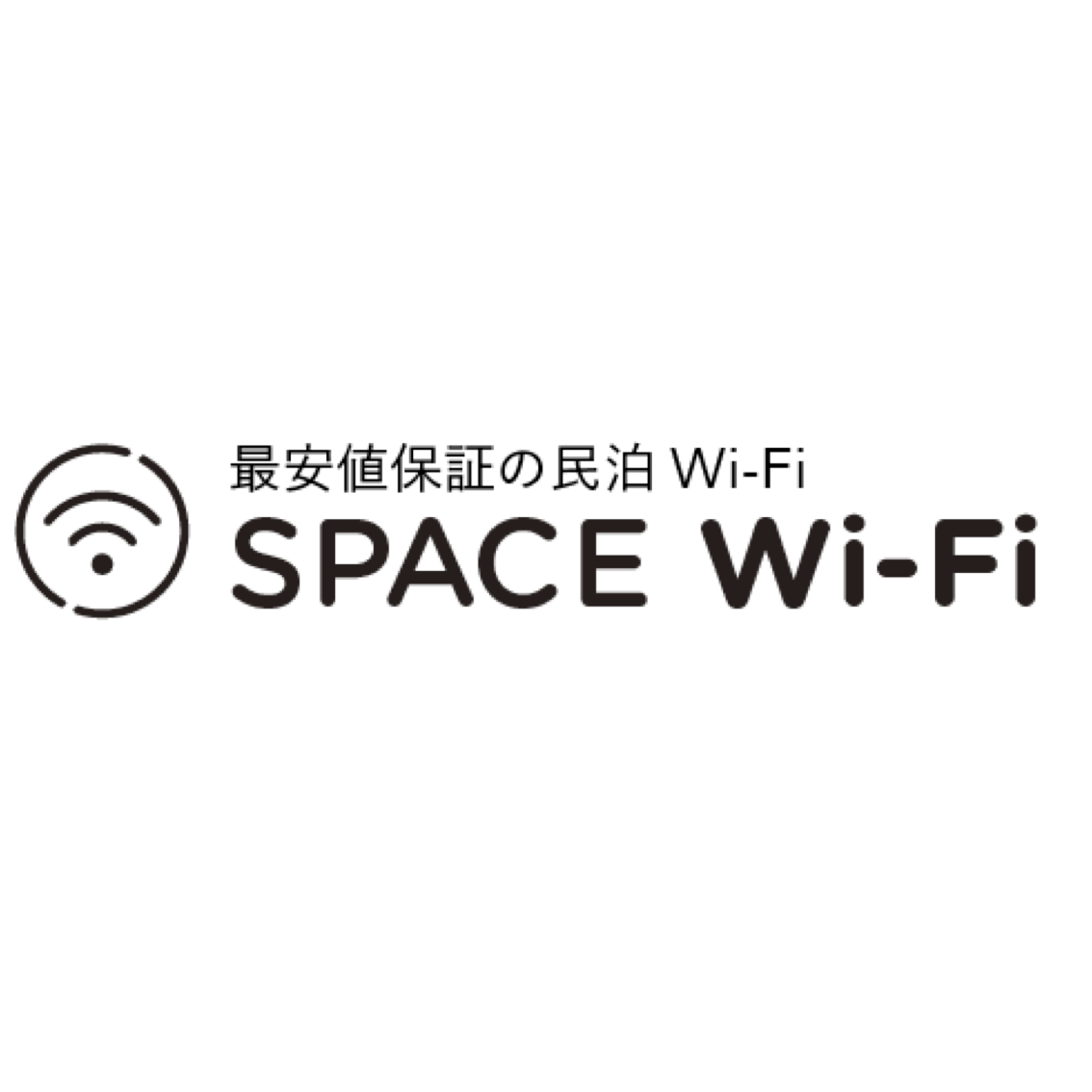 SPACE Wifiロゴ