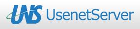 UsenetServer logo