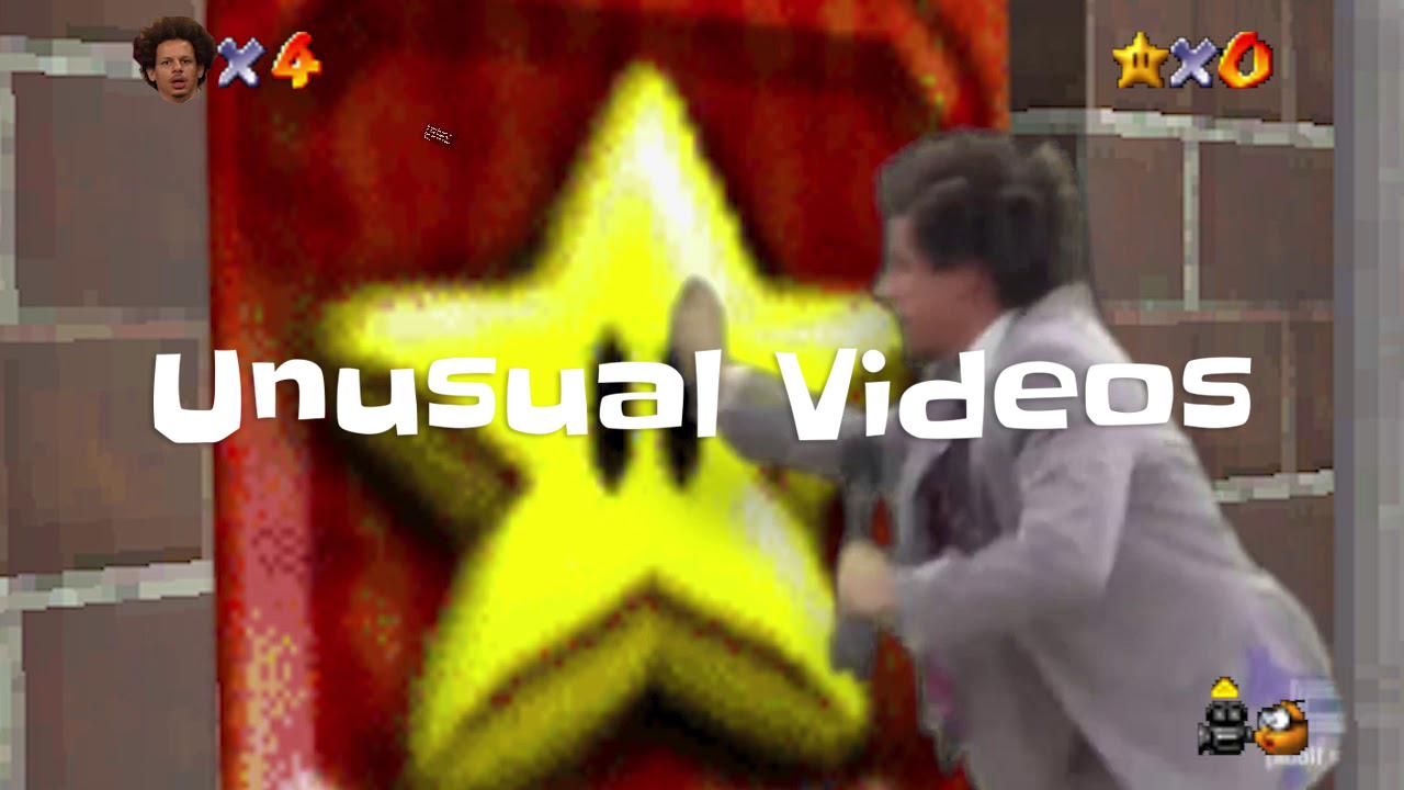 New channels: Unusual Videos & Perfectly Cut Screams