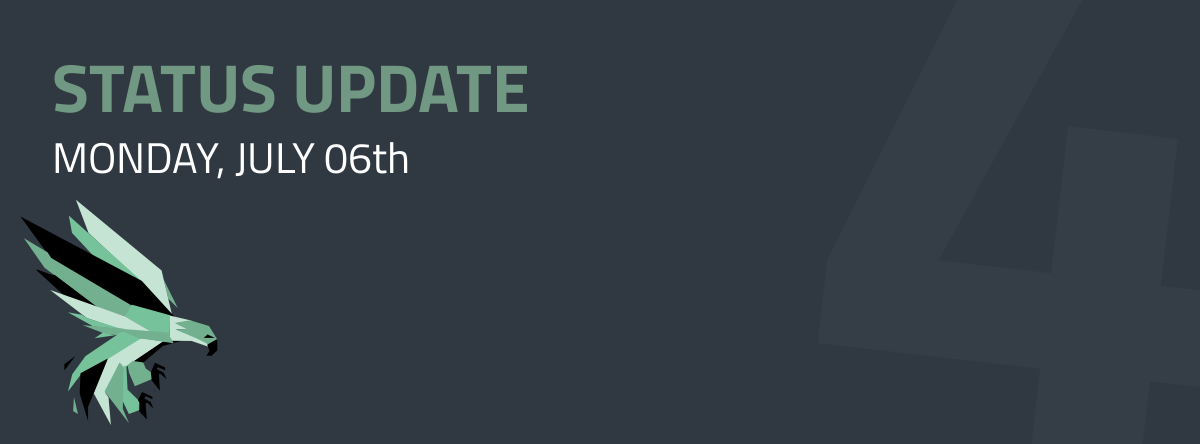 Status Update: 2020-July