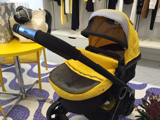 carricoche amarillo chicco