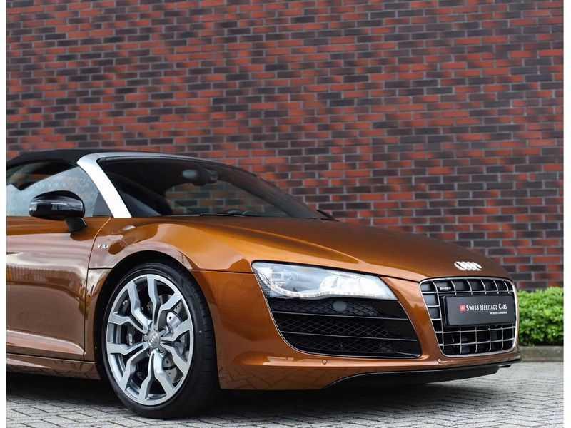 Audi R8 Spyder 5.2 V10 FSI *Magnetic Ride*B&O*Camera* afbeelding 24
