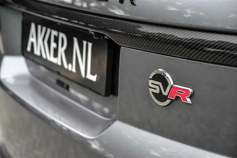 Land Rover Range Rover Sport 5.0 SVR CARBON+PANO.DAK+ACC+HEADUP NP.250K afbeelding 22