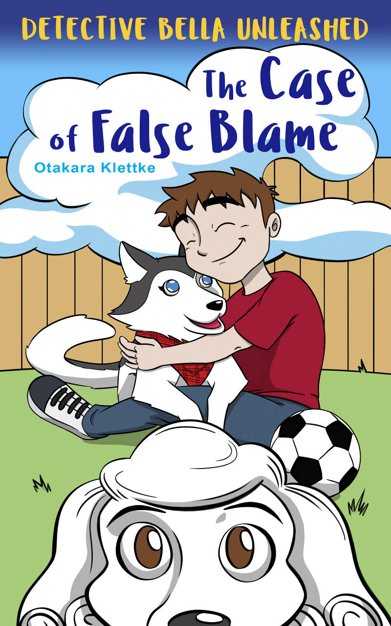 The Case of False Blame Cover