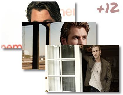 Chris Hemsworth theme pack