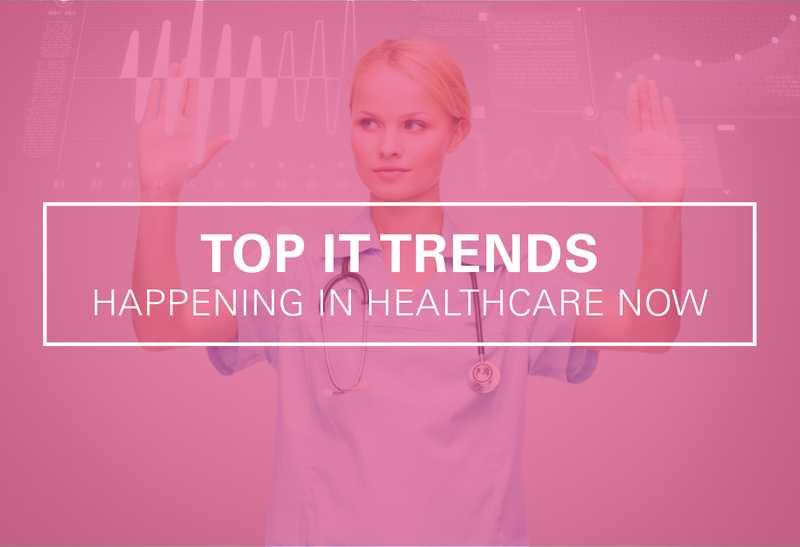 Top Healthcare IT Trends