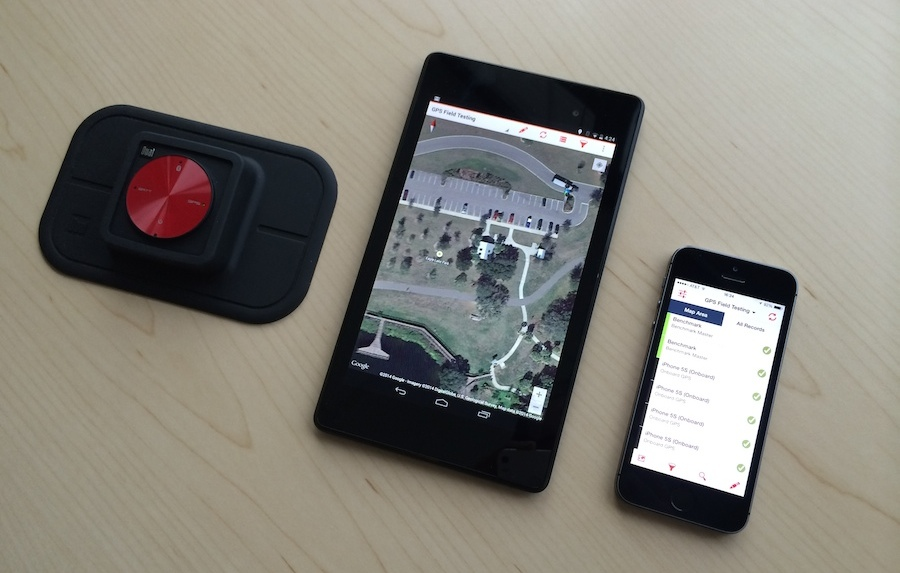 GPS Accuracy Testing with Dual XGPS-150