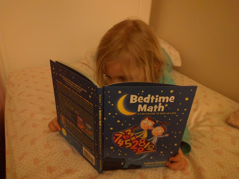 Bedtime Math Reader