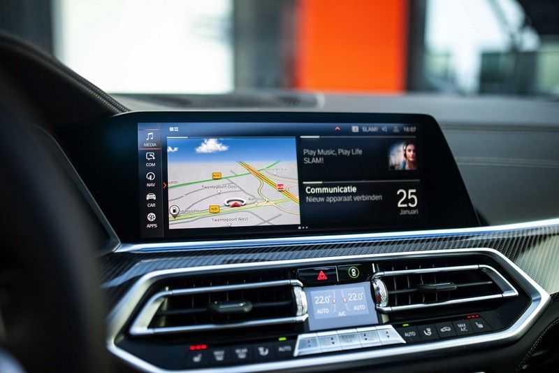 "BMW X6 xDrive40i High Executive *Pano / Laser / HUD / H&K / Leder Indiv. / 22"" / Topview* afbeelding 11"