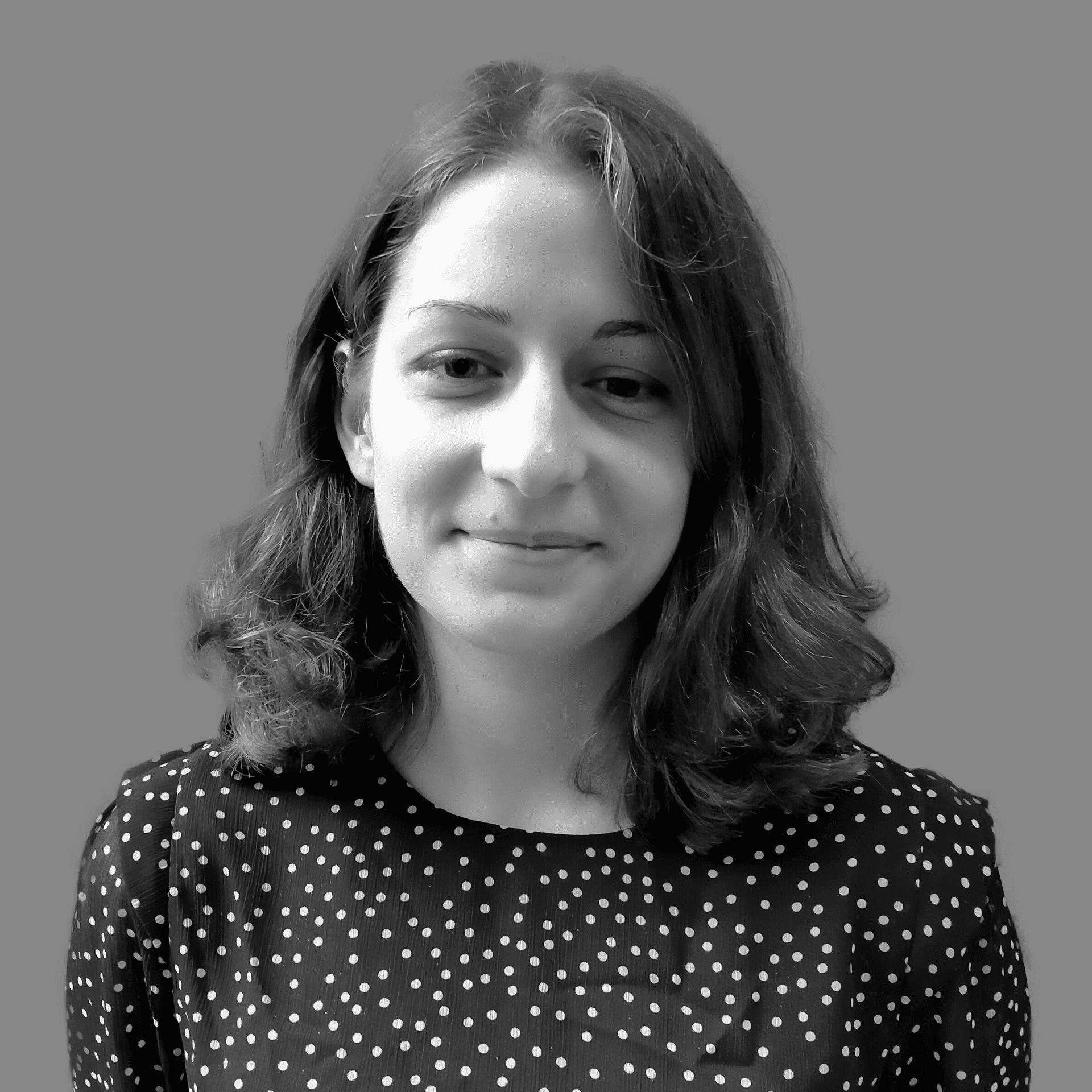 Marlin Hawk London's Researcher Kinga Nesselfeld