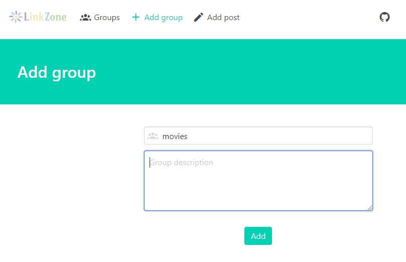 Create discussion groups