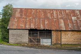south of Crossgates, Wales, United Kingdom