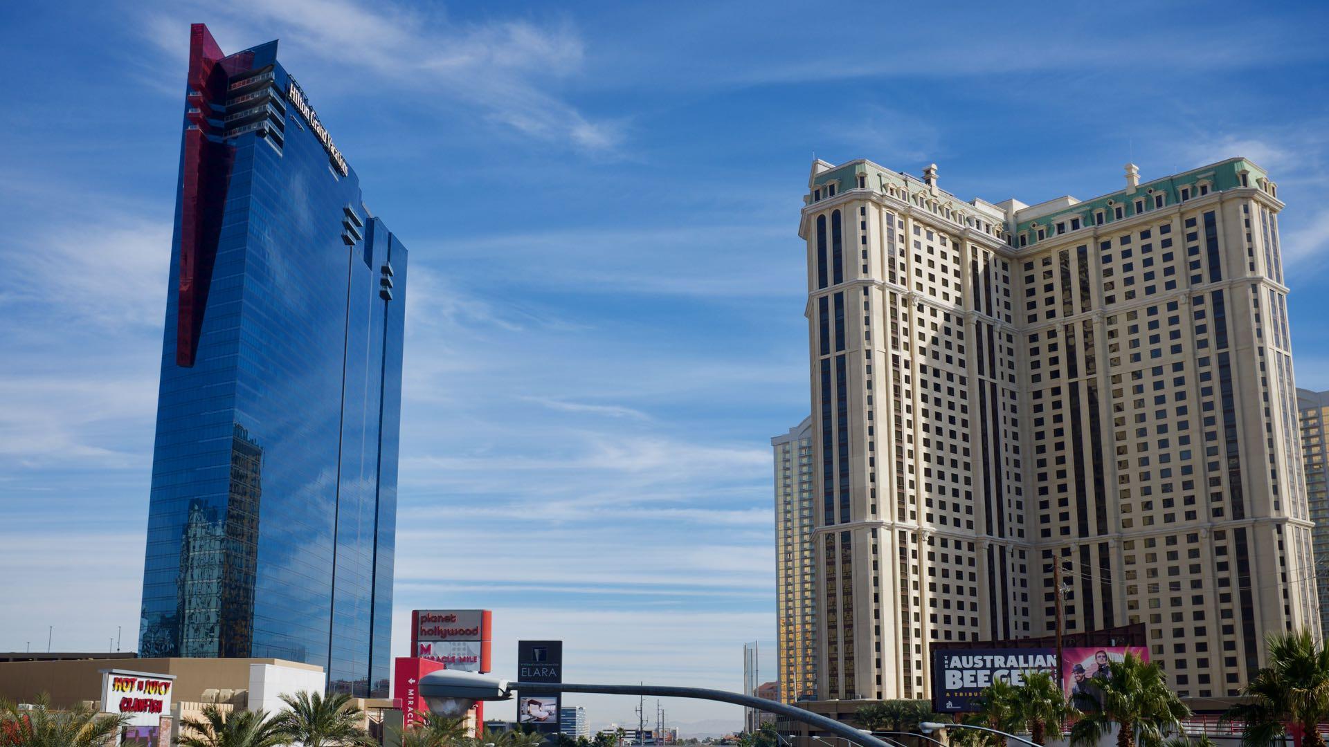 Dessa gigantiska hotell.