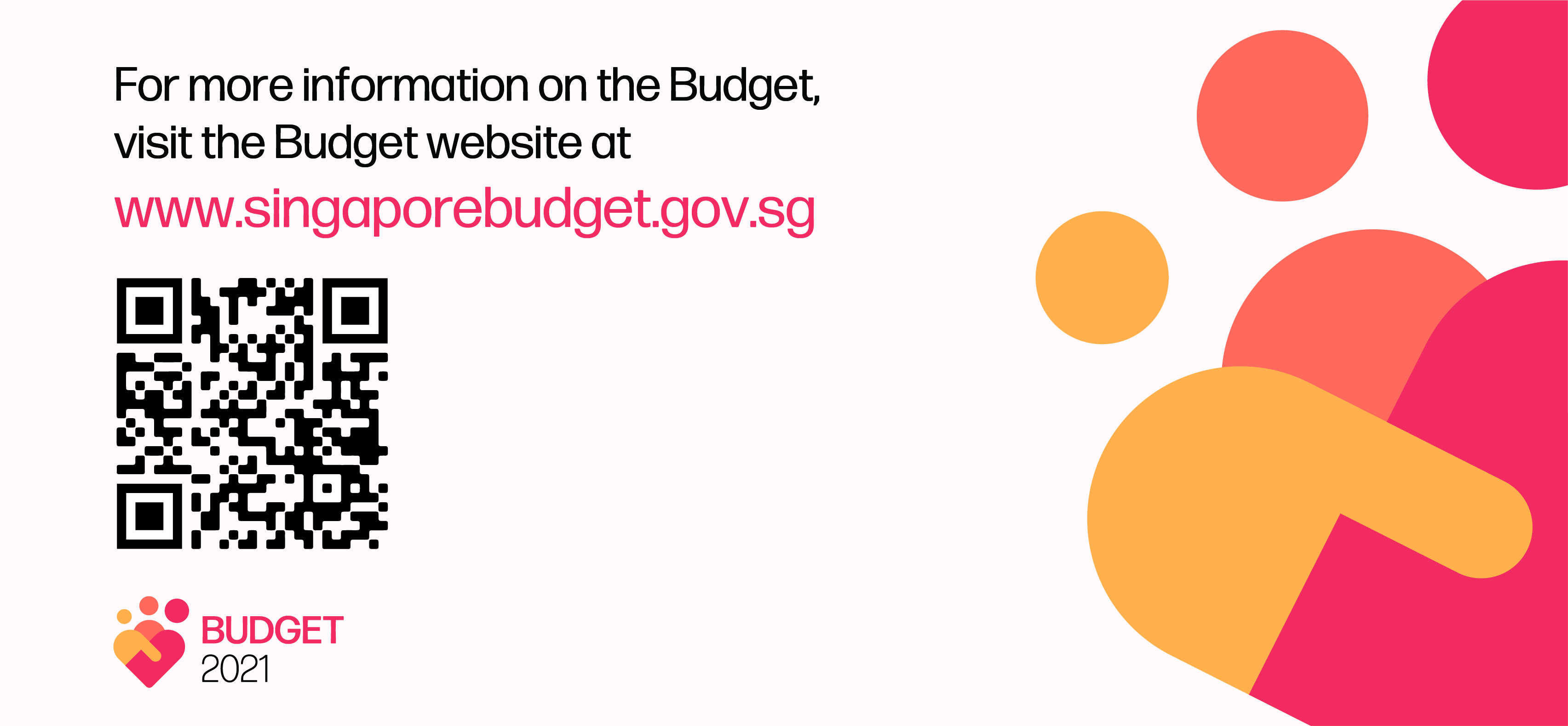 The Singapore Budget is a strategic financial plan to address the challenges facing us, and to build our future Singapore together. Click to find out more about our national Budget process.