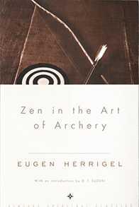 Zen in the Art of Archery Cover