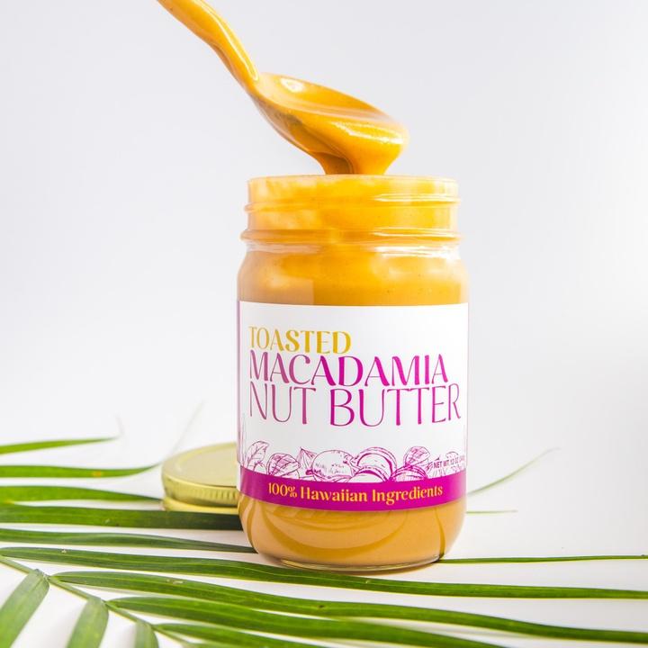 Tiny Isle   Mac Nut Butter