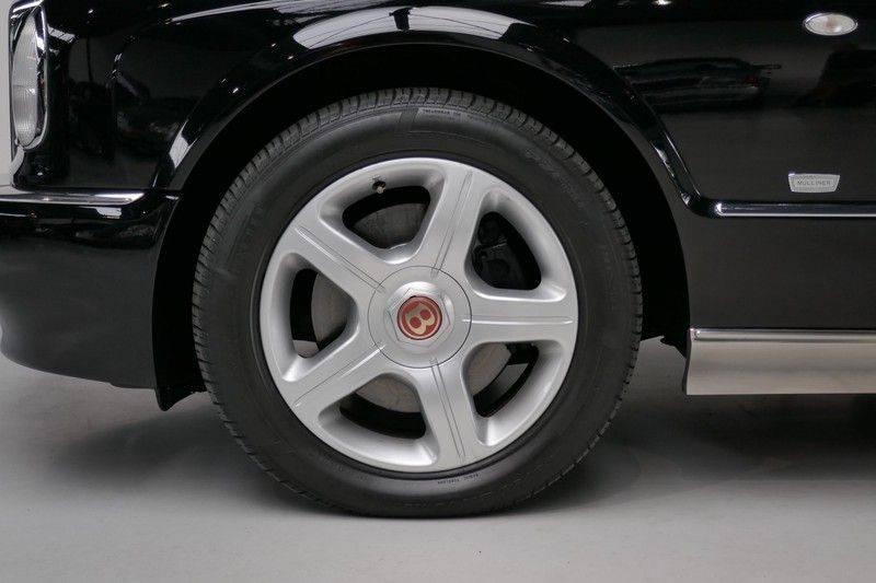 Bentley Arnage 6.8 V8 T Mulliner LWB (1 van 95 st) Youngtimer . afbeelding 11