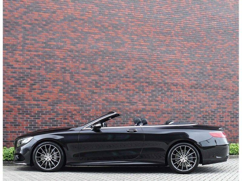 Mercedes-Benz S-Klasse Cabrio 500 *Designo*AMG*Airscarf*Full option* afbeelding 10