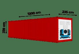 TrawlFeet - Reefer Container >