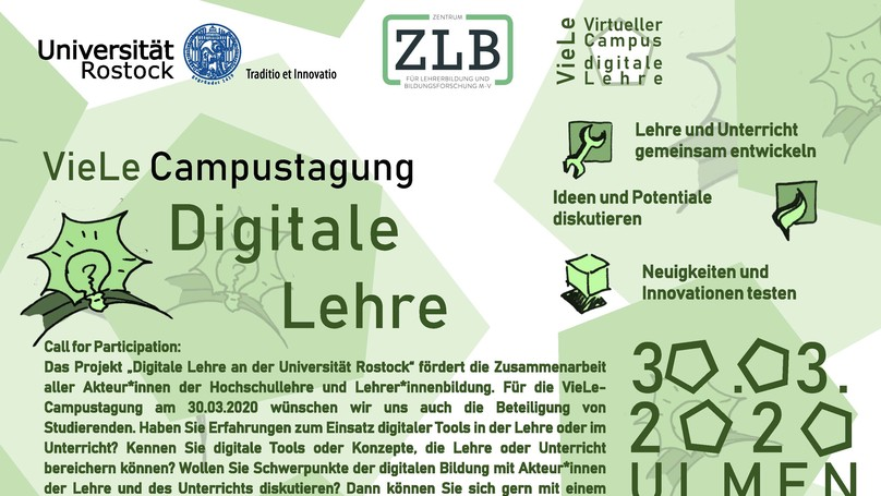 Virtueller Campus digitale Lehre
