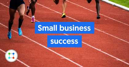 Small Business Success image