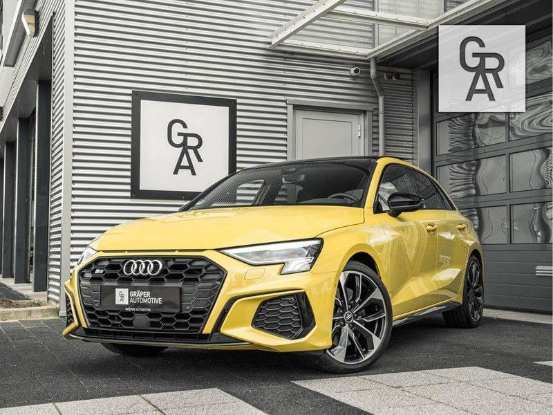 Audi S3 Sportback   Nieuw Model   B&O   Pano dak   Supersport stoelen 2.0 TFSI S3 quattro Pro Line Plus afbeelding 1